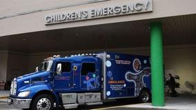 Record pediatric COVID-19 hospitalizations reported amid delta surge