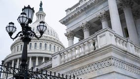 Weekend Senate session stretches on to pass $1T infrastructure bill