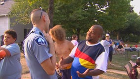 Divide over policing in Minneapolis on display during National Night Out