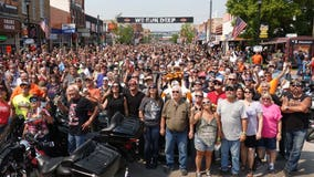 How much impact could Sturgis rally have on COVID caseload?