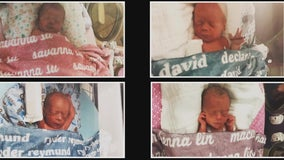 Elk River, Minn. mother gives birth to healthy quadruplets