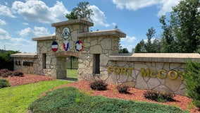 Fort McCoy in Wisconsin currently housing over 8,700 Afghan refugees