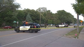 Mounds View police investigate fatal shooting on County Road I