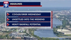 More storms on way this week, possibly bringing more much-needed rain