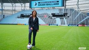 Minnesota United names former Best Buy executive Shari Ballard new CEO