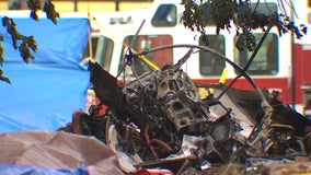 Victoria plane crash: No distress call made from pilot, initial NTSB report says