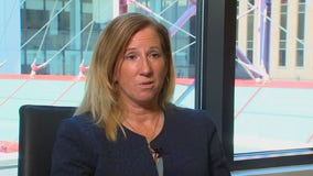 WNBA Commissioner sits down with FOX 9