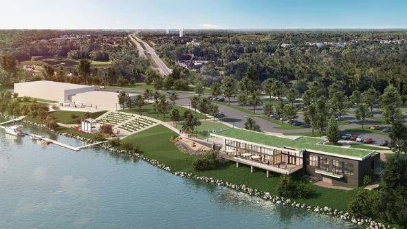 Champlin moving forward with Mississippi Point Park redevelopment project