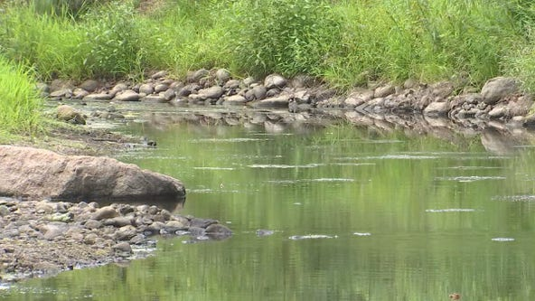 DNR monitoring low water levels amid Minnesota's drought