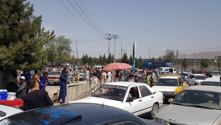 Afghanistan GETTY