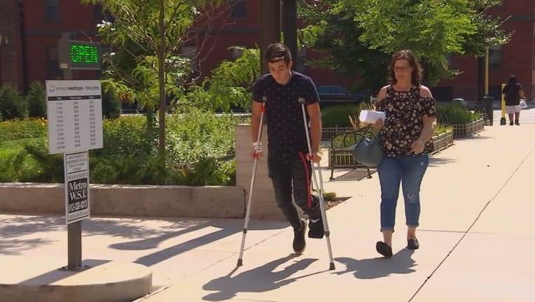 man recovering minneapolis hit-and-run