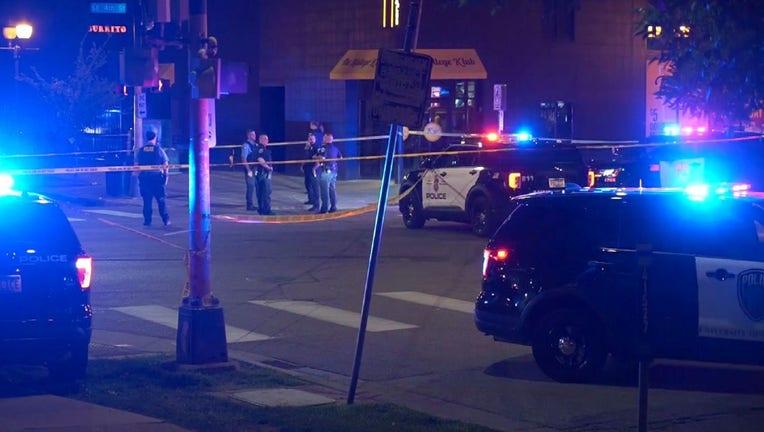 dinkytown shooting injures woman