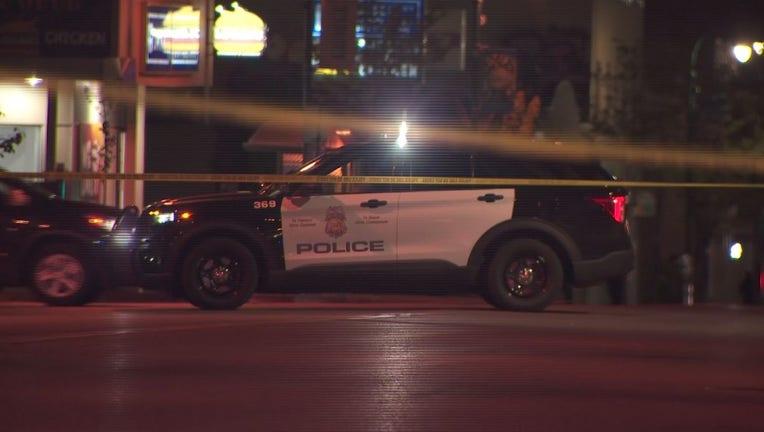 pedestrian killed Minneapolis East Lake Street