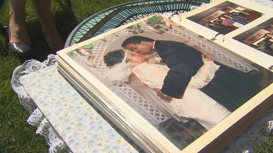 Angel Uddin wedding photos