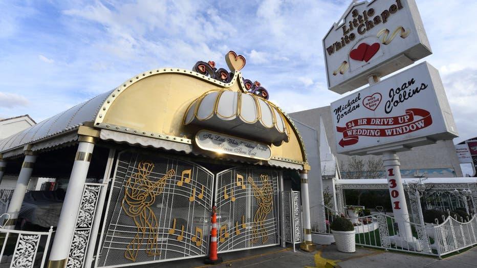 1fc233de-Las Vegas Casinos Close Their Doors In Response To Coronavirus Pandemic