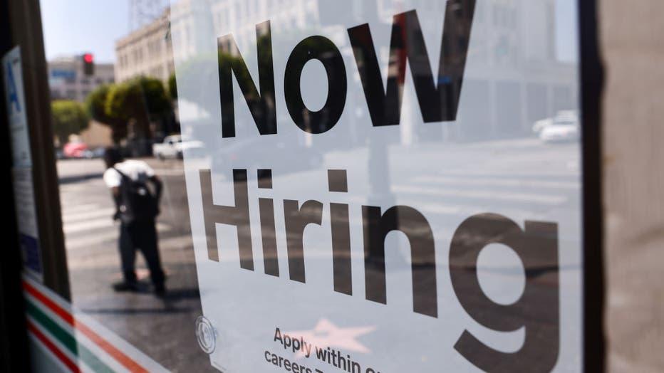 U.S. Adds Over 900,000 Jobs In July As Hiring Soars