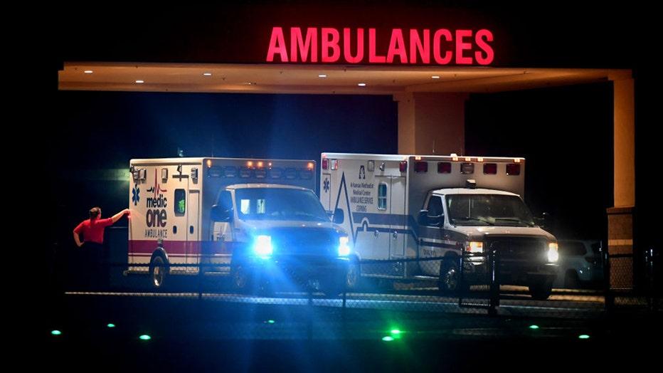 Missouri ambulance