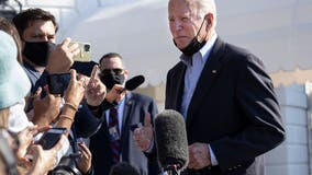 Biden declares 'code red' on climate change after touring Ida damage in NY, NJ