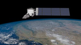 NASA launches satellite that will track Earth's 'health'
