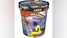 'Change is Brewing': Ben & Jerry's unveils new flavor for racial justice