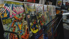'Kind of Revenge of the Nerds': Comic book collecting skyrockets during pandemic