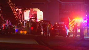 Construction worker dies after being struck by semi in Ramsey