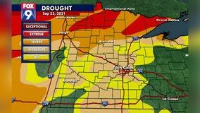 Gradual improvement in Minnesota's drought continues