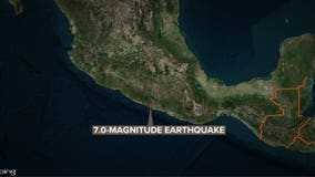 7.0-magnitude earthquake reported in Acapulco area of Mexico, USGS reports