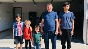 Afghan family resettles in Minnesota just before Taliban takeover