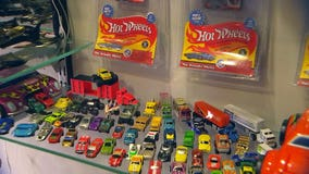 Eden Prairie man owns collection of rare Hot Wheels, toy cars worth an estimated $1.5 million