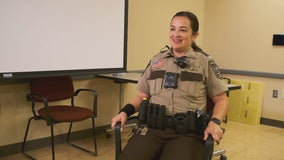 Latina Dakota County Sheriff's deputy builds bridges in community