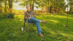 9/11 Pentagon survivor Ty Peterson finds peace on Minnesota farm