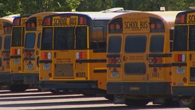Minneapolis schools withstand bus driver storage for start of classes while Robbinsdale struggles