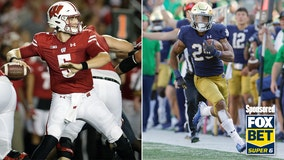 Notre Dame vs. Wisconsin: Win $10,000 for free with FOX Super 6