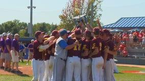 Sobieski wins Town Ball championship game in front of record crowd