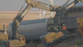 NTSB: Amtrak train was going below speed limit before derailment