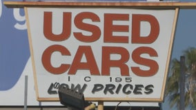 Used cars seeing increase in value as microchip shortage slows manufacturing of new vehicles