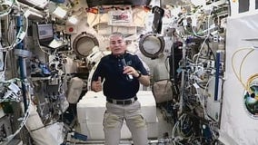 Minnesota astronaut to set American record for longest stay in space