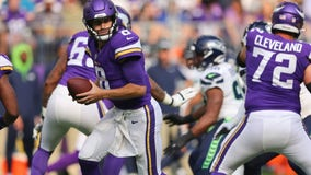 Kirk Cousins, Vikings offense dominates in 30-17 win over Seahawks
