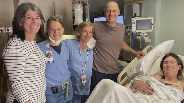 Midwives celebrate 50 years of service at Hennepin Healthcare