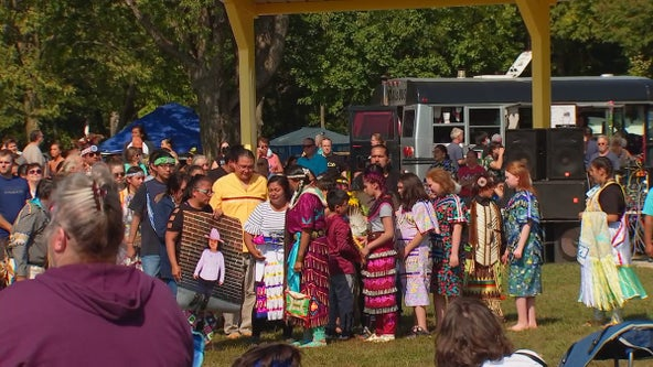 Mankato powwow becomes healing event after 4-year-old girl killed by falling tree branch