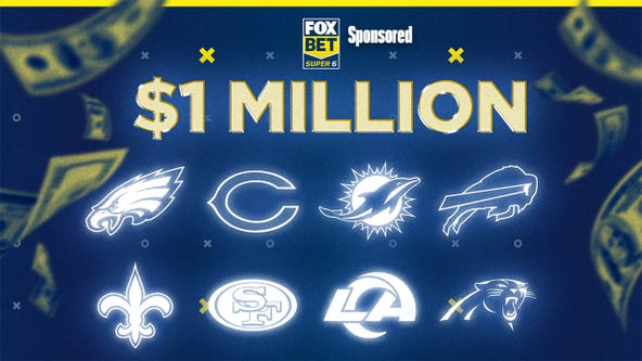 NFL Week 2: Win $1 million for free with FOX Super 6