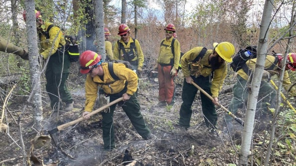 Greenwood fire in Superior National Forest now 80 percent contained, fire crews say