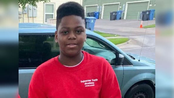 Teen charged in deadly shooting of 12-year-old boy in Minneapolis