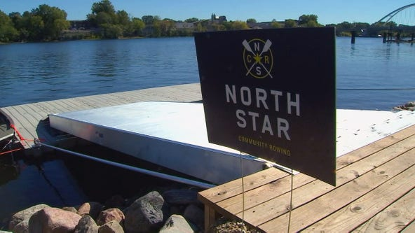 Minnesota group working to make rowing more inclusive celebrates opening of launch site