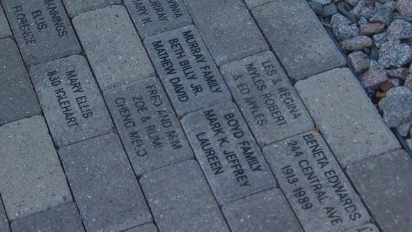Keeping the memory alive: Engraved bricks honor the history of St. Paul's Rondo neighborhood