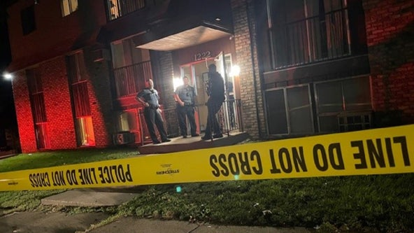 St. Paul police investigate double shooting that left 1 man dead