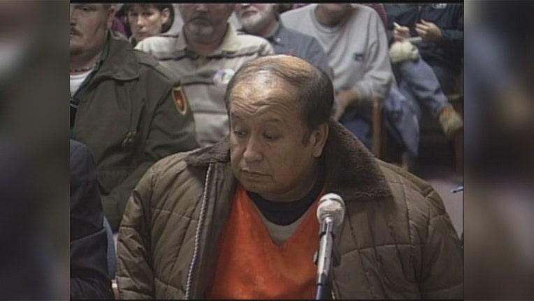 Dru Sjodin murder suspect