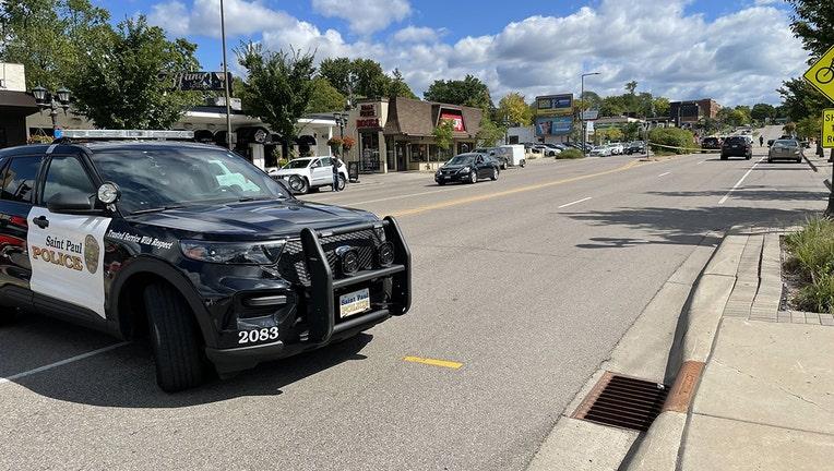 Ford Pkwy Cleveland Ave crash