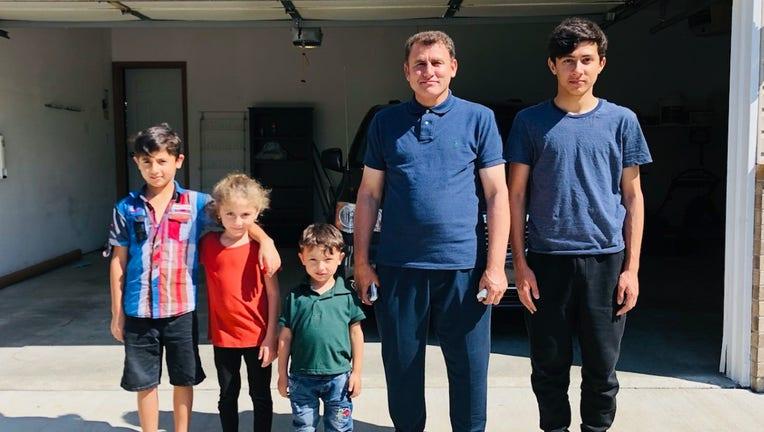 afghan family resettles in Minnesota